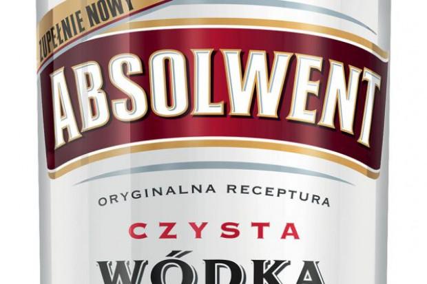 Nowa odsłona wódki Absolwent