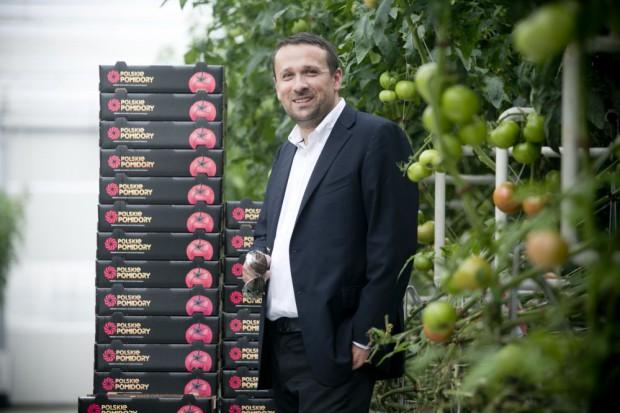 Citronex chce zdobyć 10 proc. polskiego rynku pomidorów (video)