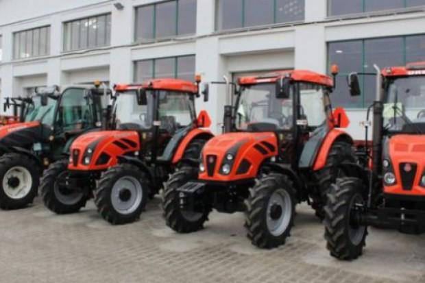 Spadek cen maszyn rolniczych