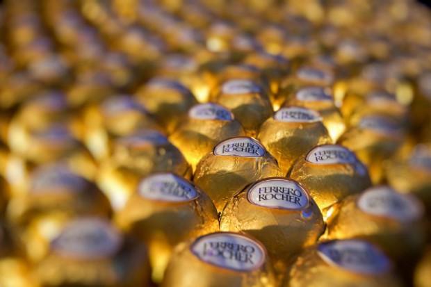 Ferrero zaoferowało 112 mln funtów za producenta czekolady