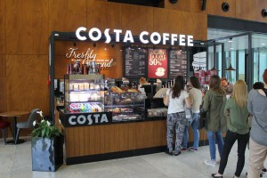 Costa Coffee ma już 77 kawiarni w Polsce