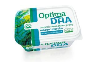 Kruszwica wprowadza margarynę z DHA