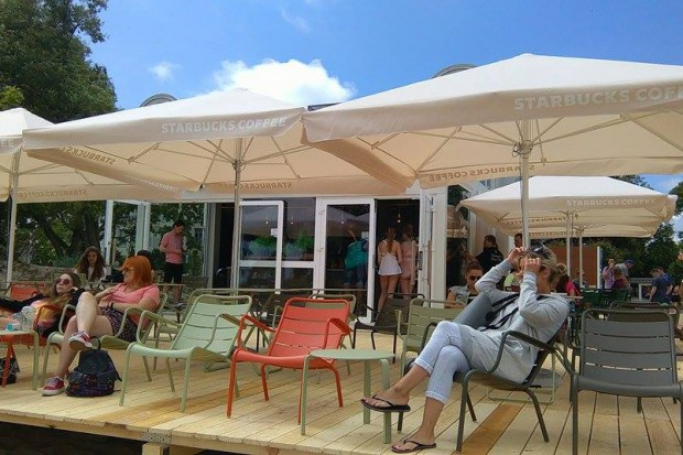 Starbucks otwiera kawiarnię na sopockiej plaży