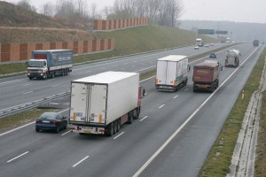 Polski eksport zmniejszył się w maju
