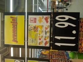 Zdjęcie numer 1 - galeria: Kaufland wprowadza do sprzedaży warzywa i owoce BIO