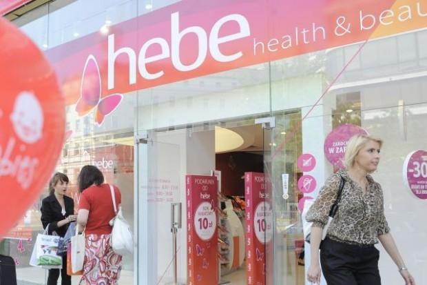 Sprzedaż sieci Hebe może wynieść 26 mln euro w II kw.
