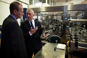 Wyborowa Pernod Ricard uruchomiła nową platformę logistyczną