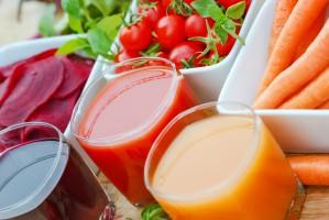 Polska liderem pod względem spożywania soków warzywnych