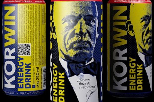 Napój Korwin Energy Drink zadebiutował na rynku (video)