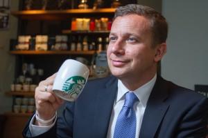 Brand President Starbucks: Zwiększamy sprzedaż kaw ziarnistych