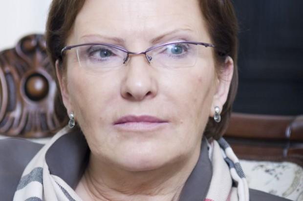 Związkowcy proponują premier pracę w Biedronce
