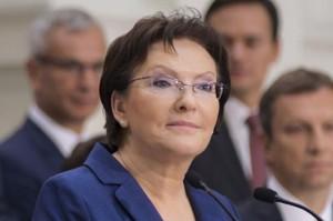 Premier Kopacz: Rząd chce walczyć z produkcją i dystrybucją dopalaczy