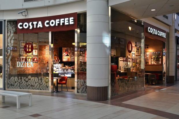 Costa Coffee stawia na rozwój. Operator zmienia nazwę