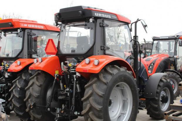 Ursus sprzedaje coraz więcej maszyn w Polsce