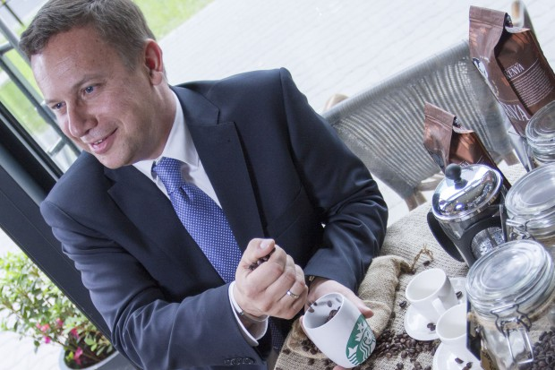 Adam Mularuk, President marki Starbucks - duży wywiad