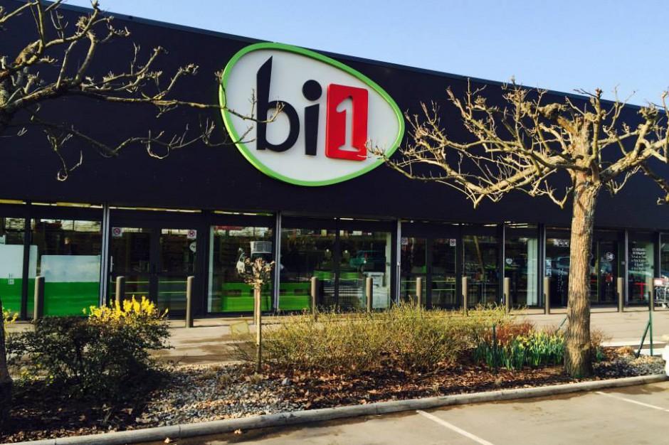 2ce111389ba5 Sklep Bi1 w Bourbon-Lancy we Francji. Czy to właśnie ten szyld zawiśnie na  hipermarketach Schiever w Polsce  (fot. bi1 Facebook)