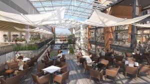 Centrum handlowe Forum Gdańsk kompletuje najemców gastronomicznych