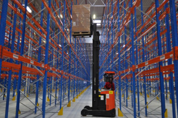 Auchan uruchomiło wielki magazyn do obsługi północnej Polski