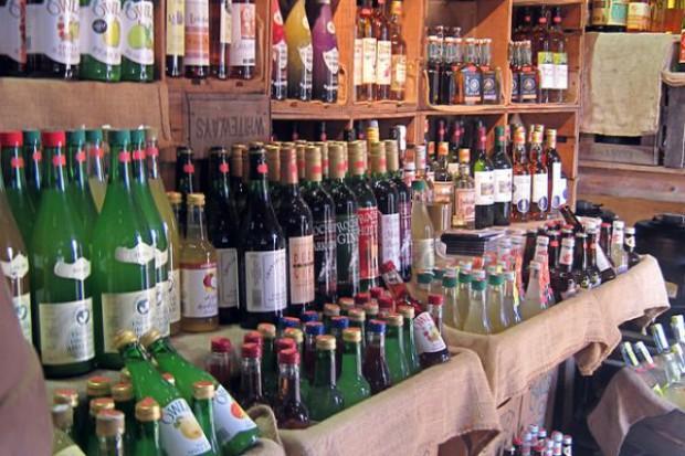 Cydr może zagrozić sprzedaży wina