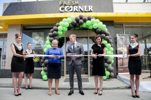 Fresh Corner - Slovnaft z nowym konceptem sklepu na stacjach paliw