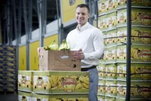 Citronex: Proces obróbki banana zaczyna się na naszych plantacjach w Ekwadorze (video)