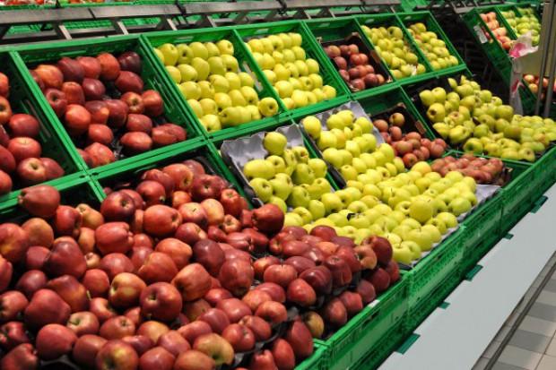 Spadają ceny pierwszych jabłek na rynkach hurtowych