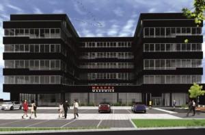 Maspex Wadowice inwestuje 30 mln zł w biurowiec