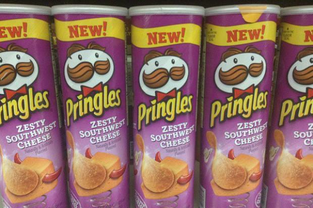 Kellogg's ze spadkami w Europie. Rośnie sprzedaż Pringles