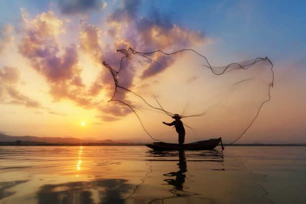 Nowy system ostrzegawczy - większe bezpieczeństwo rybaków i duże zyski