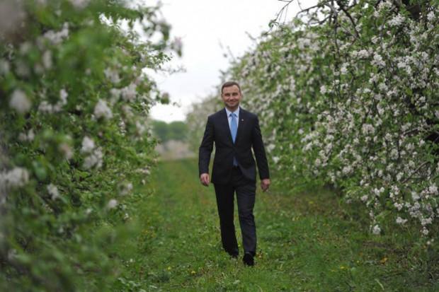 Andrzej Duda rozpoczyna pięcioletnią prezydenturę
