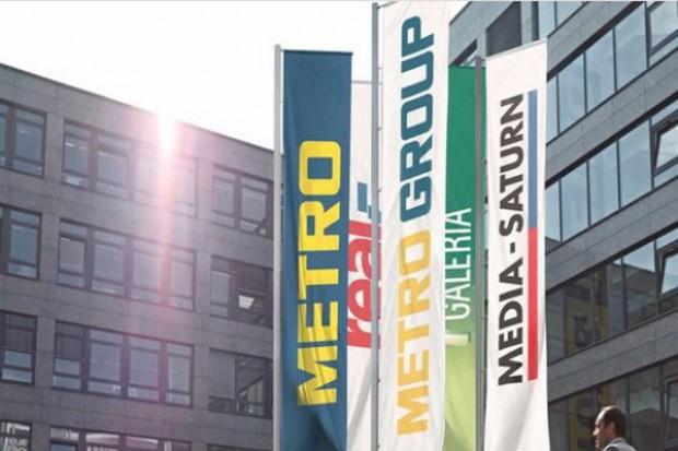 Grupa Metro ze spadkiem sprzedaży