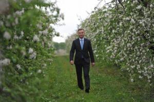 Prezydent Duda chce być orędownikiem polskiej wsi
