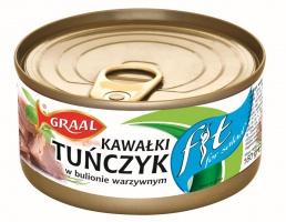 Linia rybnych produktów FIT od Graala