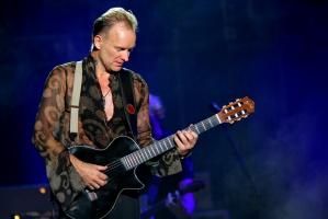 Legendarny muzyk Sting produkuje żywność dla sieci delikatesowych