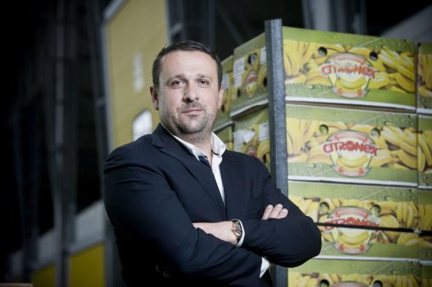 Wiceszef Citroneksu marzy, by banany i pomidory były fundamentem grupy