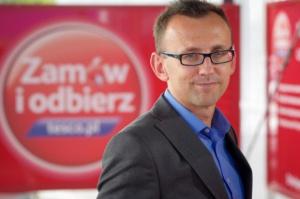 Mariusz Nowak, Tesco: Firmy i instytucje coraz chętniej kupują przez internet