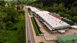 Zdjęcie numer 3 - galeria: Producent Kingi Pienińskiej planuje kolejne inwestycje w Krościenku (foto)