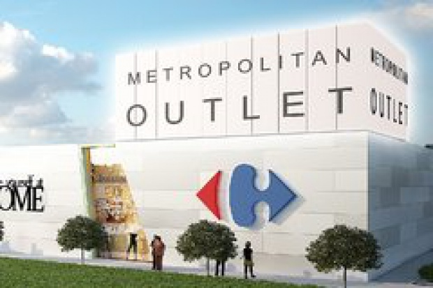 Carrefour otworzy  outlet w Bydgoszczy