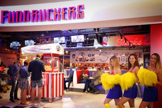 Pierwsza w Polsce restauracja Fuddruckers