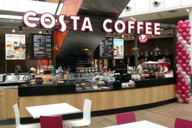 Costa Coffee numerem jeden rynku kawiarni w Polsce