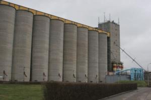 Duńska firma wydzierżawiła największy w Polsce elewator Ewa