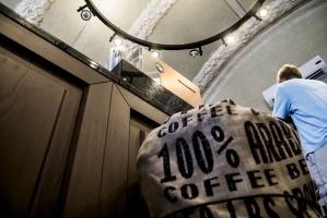 Zdjęcie numer 1 - galeria:  Starbucks otworzył 40. kawiarnię w Polsce - fotogaleria