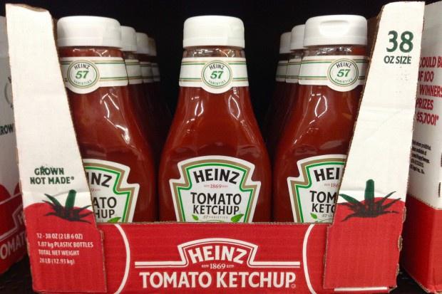 Ketchup Heinz nie jest ketchupem?
