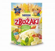 Nestle proponuje nowy produkt na śniadanie dla dzieci