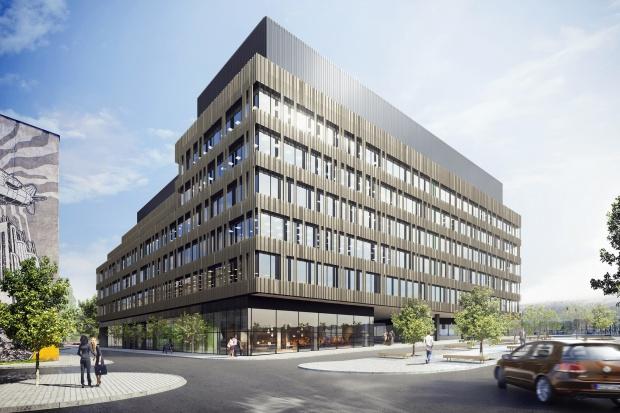Nowa Fabryczna - Skanska Property Poland inwestuje w Łodzi