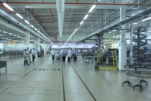 Zdjęcie numer 30 - galeria: Otwarcie nowoczesnej linii produkcyjnej Mondelez w Skarbimierzu - fotogaleria
