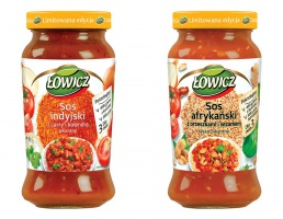 Łowicz wprowadza na rynek dwa nowe sosy