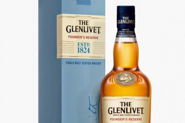 Glenlivet Single Malt liderem rynku szkockich whisky