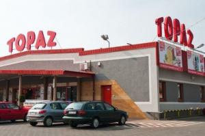 Topaz operatorem spożywczym parku handlowego w Lubartowie