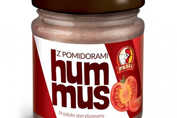 Profi, producent pasztetów, będzie sprzedawał hummus